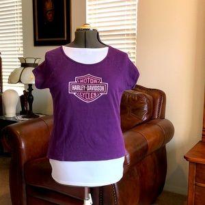 Harley Davidson women's shirt size Large